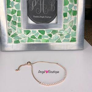 Pandora Rose Sparkling Slider Tennis Bracelet